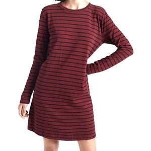 Current/Elliot long sleeve beatnik dress